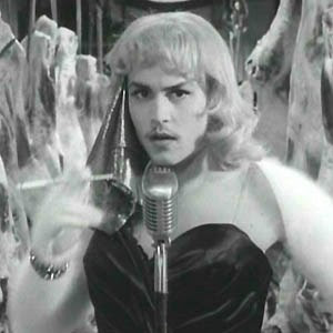 Depp in ''ED WOOD''