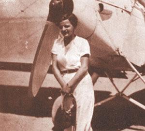 معلومات عن الكابتن لطفية النادي أول امرأة تحصل على إجازة الطيران
