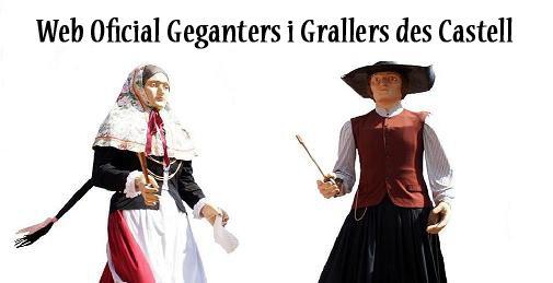 Web Oficial Geganters i Grallers des Castell