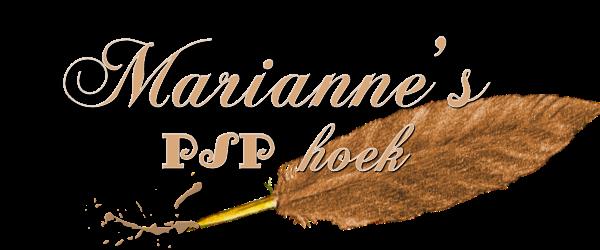 Marianne's psp hoek