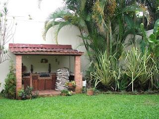 Inmobiliaria mpc jardin area de bbq casa pops - Casa del barbecue ...