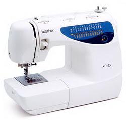 xr 65 sewing machine