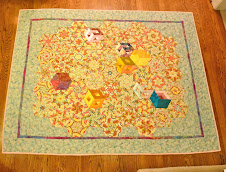 One Block Wonder Encore Quilt