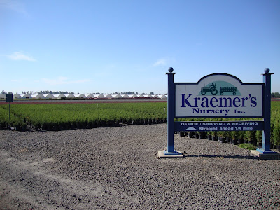 my destination was kraemers nursery they are a wholesale nursery and supply a great deal of the plants you might find at the west coast big box stores - Als Garden Center 2
