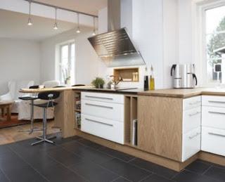 Vattentålig färg kök