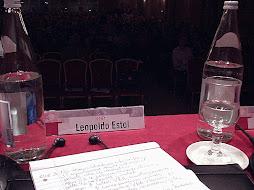 1ra. Conferencia Mundial sobre BIENESTAR ANIMAL, OIE, París, 2004
