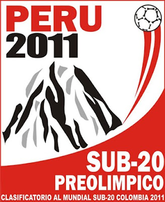 Logotipo Sudamericano Peru 2011