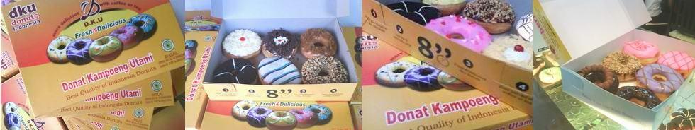 DKU DONUTS Premium Quality of Indonesian Donut Jombang Indonesia - Donat Kampoeng Utami