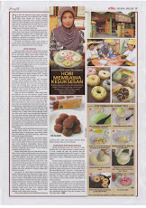 Kue Gupal di Tabloid KOKI, Edisi Terbaru, 9 April 2009
