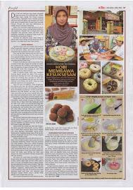 Kue Gupal Khas Jombang di Tabloid KOKI, Edisi Terbaru, 9 April 2009