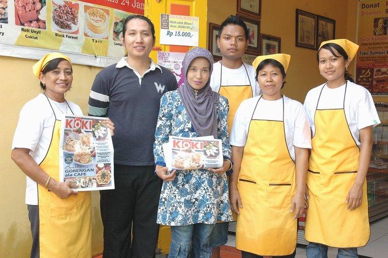 Brownies - Tart  - Black Forest DKU - Kukus & Panggang Khas Kota Jombang,Jawa Timur, dku.donuts