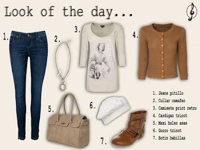 ropa para el dia