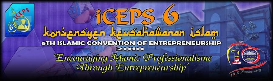 Konvensyen Keusahawan Islam Kali ke 6