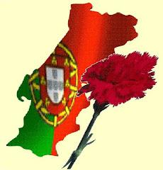 25 Abril - PORTUGAL E O GRITO DA LIBERDADE
