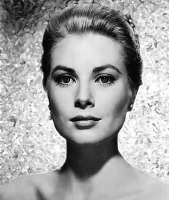 grace kelly hairstyle