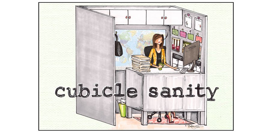 cubicle sanity