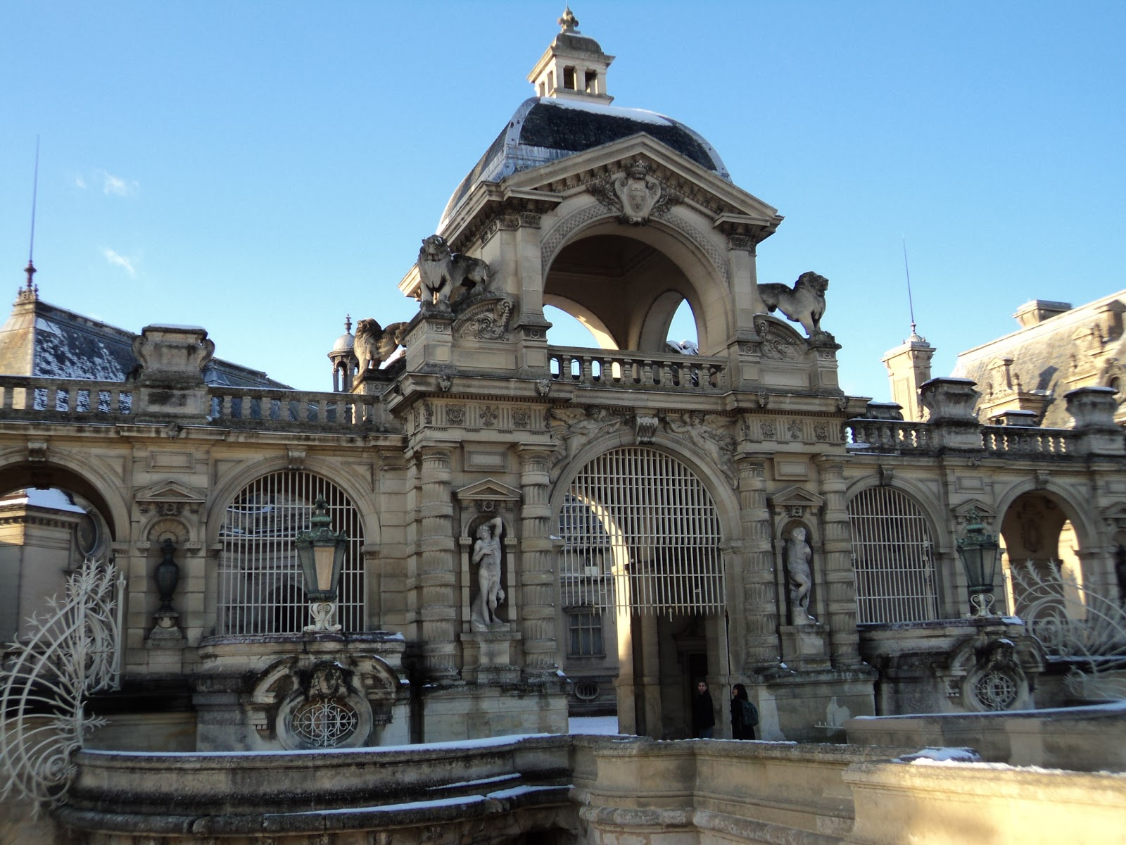 Denis 39 s blog ch teau de chantilly - Chateau de chantilly adresse ...