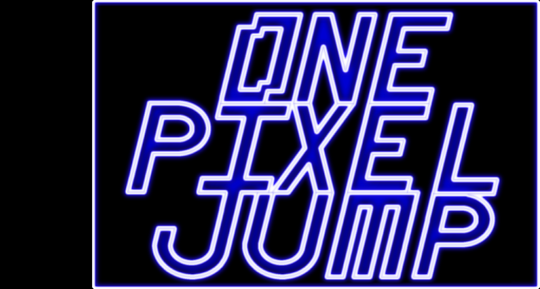 One Pixel Jump