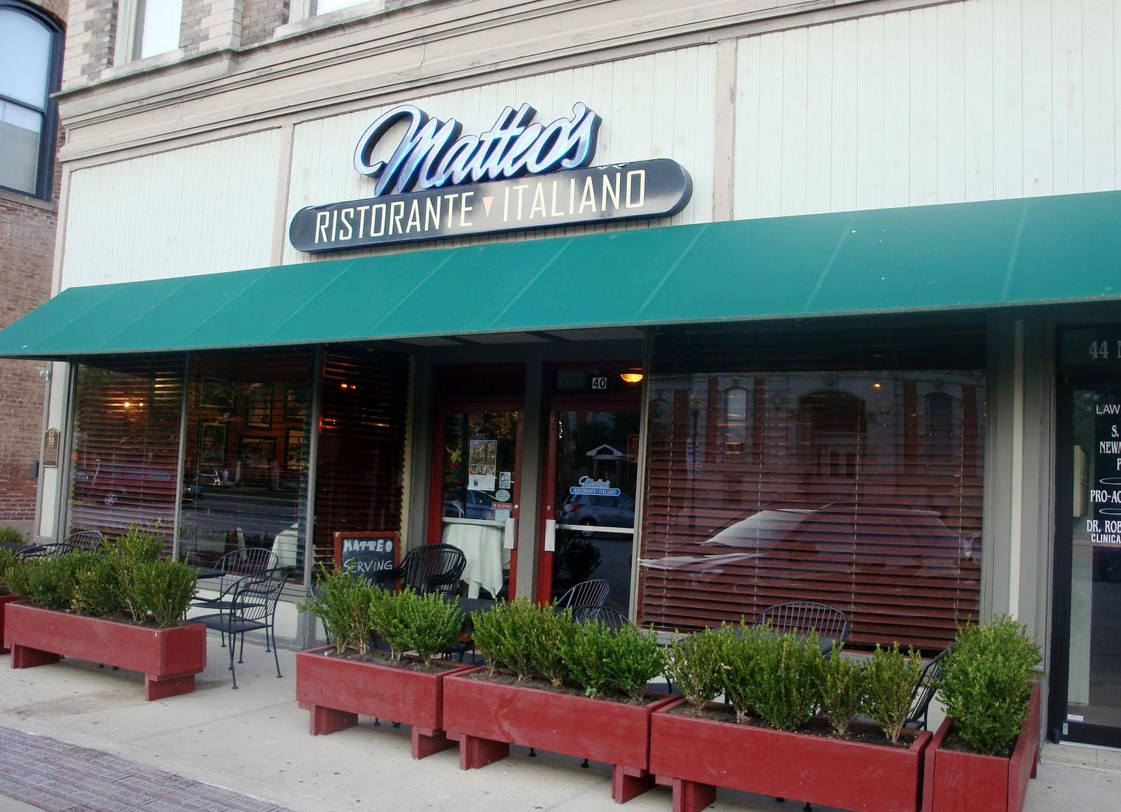Indianapolis Restaurant Scene: Matteo\'s Ristorante Italiano
