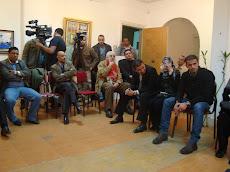 صور افتتاح معرض انعكاس  القاهرة -2009