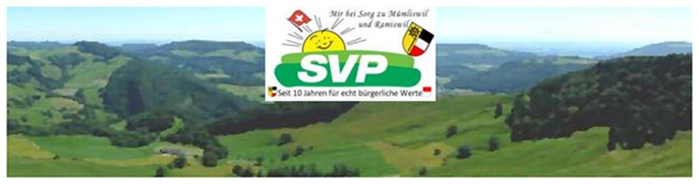 Gemeinde Mümliswil-Ramiswil Online-Politik-Partei der SVP Mümliswil, Guldental, Thal Gäu, Solothurn
