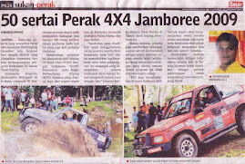 SINAR - PERAK 4X4 JAMBOREE 2009