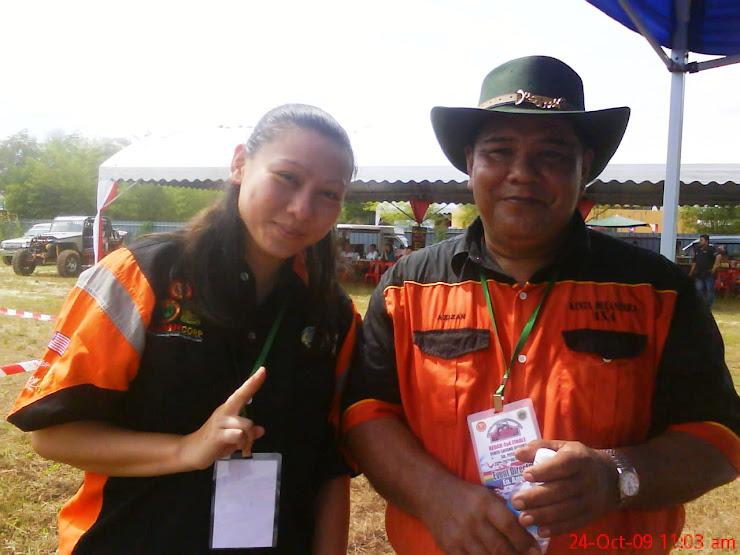 Pengurus Teknikal Arwah  Azizan &  Joenne