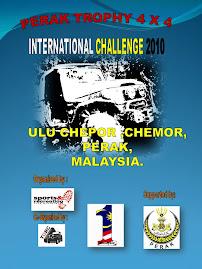Coming Soon ! ! Perak 4 x 4 Trophy