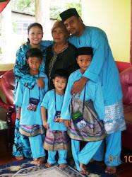 NIZAM & FAMILI