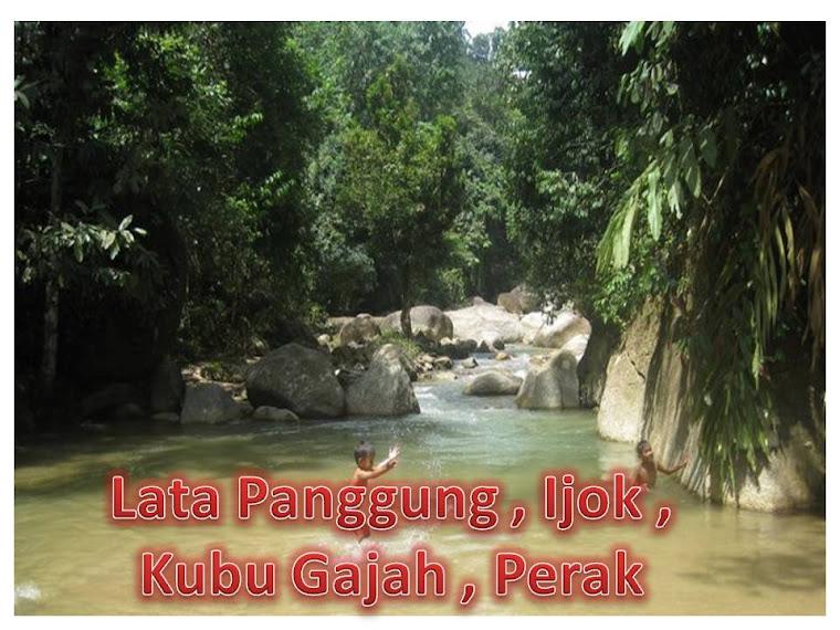 Sungai Lata Panggung