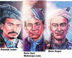 Gambar Pembesar Melayu Perak