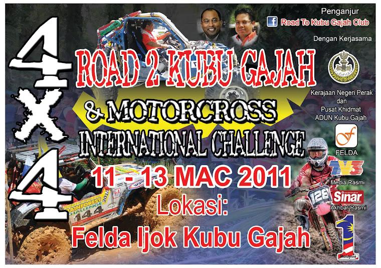 road 2 Kubu Gajah 2011