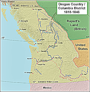 Opinions On Oregon Country