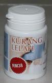 Kurang Lelah - RM38.00