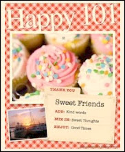 Sweet Friends Award