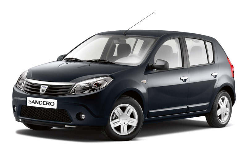 Dacia Sandero 2009 Automotive Todays