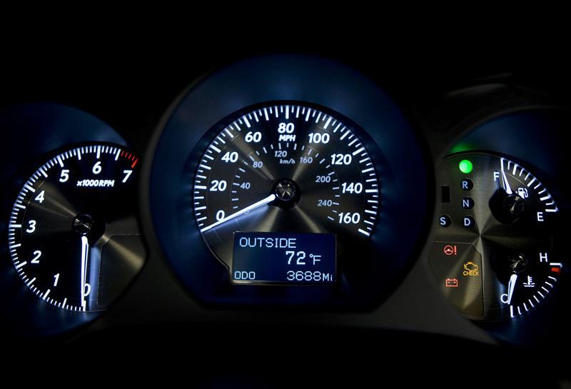 Lexus GS 350  2009   Popular Automotive