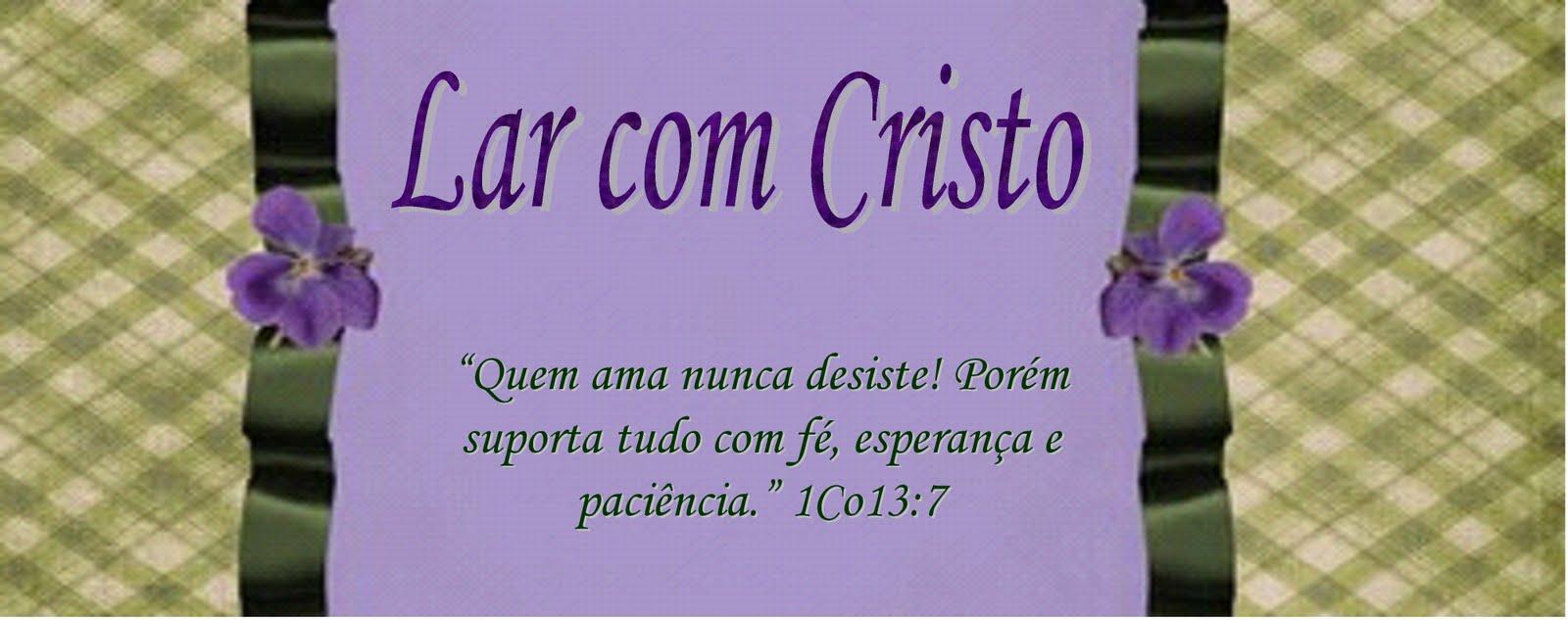 Lar com Cristo