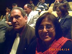 الاسكندرية قصر التذوق وبشرى ابو شرار 2006