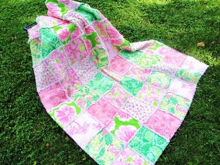 looking4lilly: Lilly Fabric Quilts by: By Tillie : lilly pulitzer quilts - Adamdwight.com