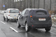 Chevy Sonic Spy Shots?