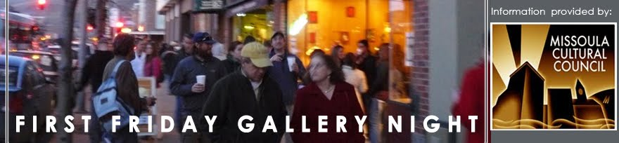 About Missoula's First Friday Gallery Night