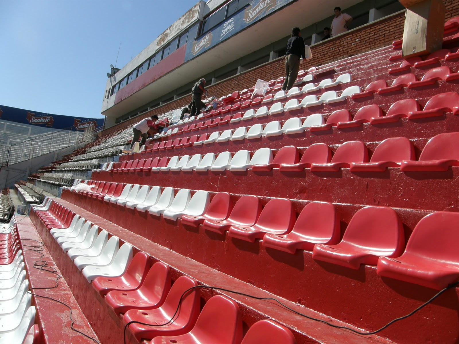 Estadio 15 De Abril [Club Atletico Union De Santa Fe]