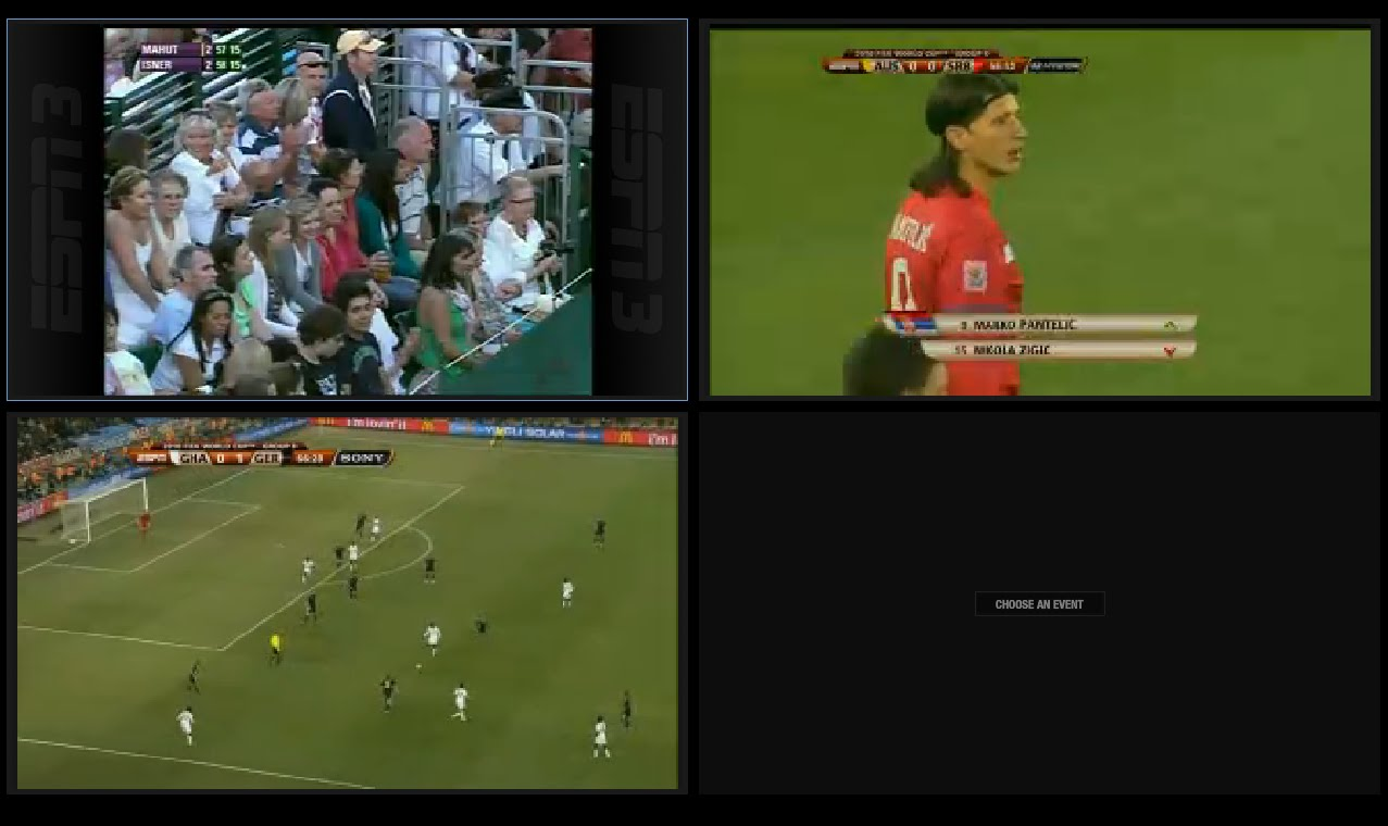MemoriesAndThoughts: ESPN3 - Brilliant