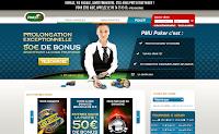PMU Poker - Poker en ligne