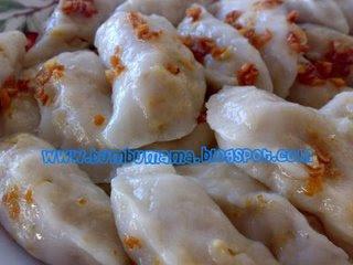 RESEP MASAKAN MAMA: CHOI PAN (CHAI KUE) ISI REBUNG