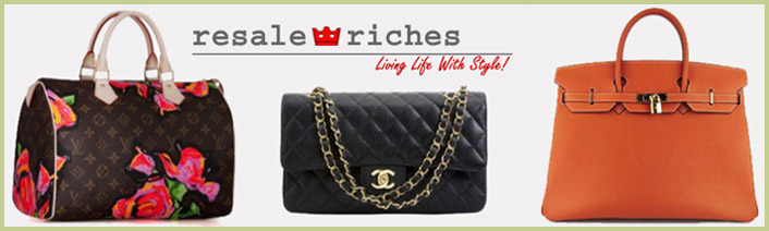 Shopping With Resale-Riches