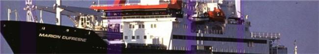 Uma aventura a bordo do R/V Marion Dufresne - MD168 AMOCINT (IMAGES XVII)