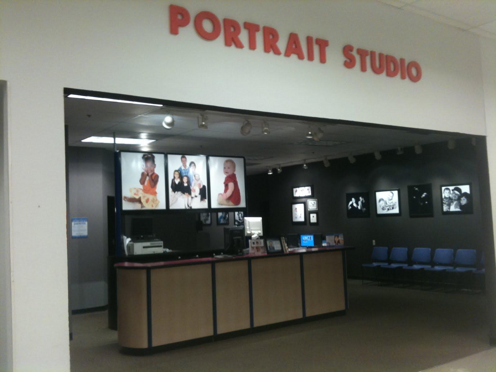 Sears portrait studio merle hay mall for 1212 salon asheboro north carolina