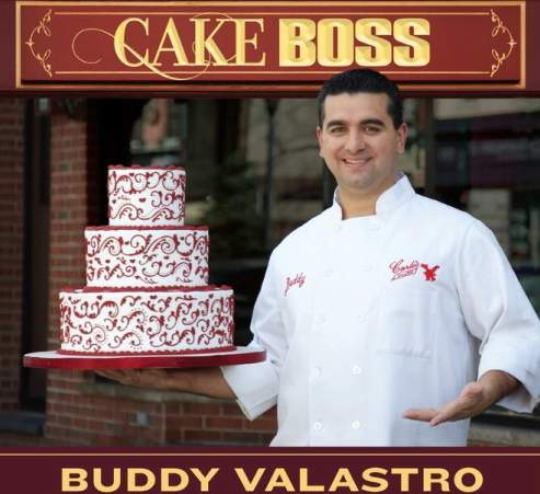 Buddy Valastro will be